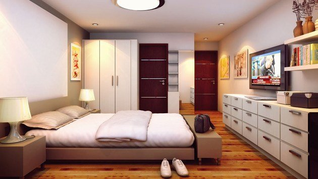 Best Smart Storage Tips For A Clutter Free Bedroom Home With Pictures