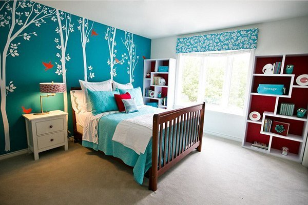 Best 20 Fashionable Turquoise Bedroom Ideas Home Design Lover With Pictures