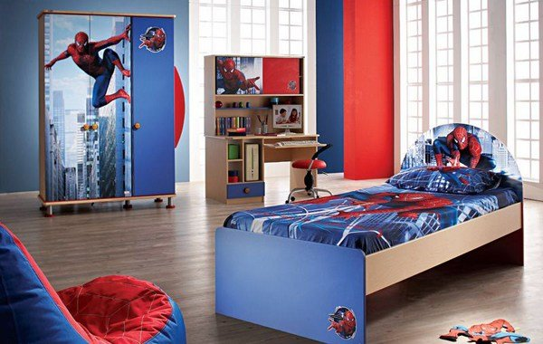 Best 15 Kids Bedroom Design With Spiderman Themes Home Design And Interior With Pictures
