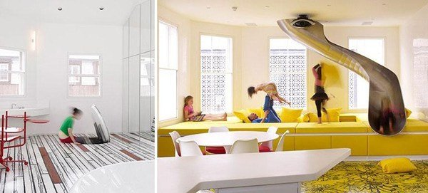 Best Secret Slide Passage Bedroom And Playroom With Pictures