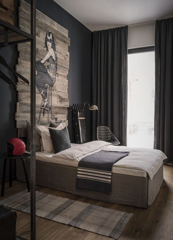 Best 15 Masculine Bachelor Bedroom Ideas Home Design And Interior With Pictures