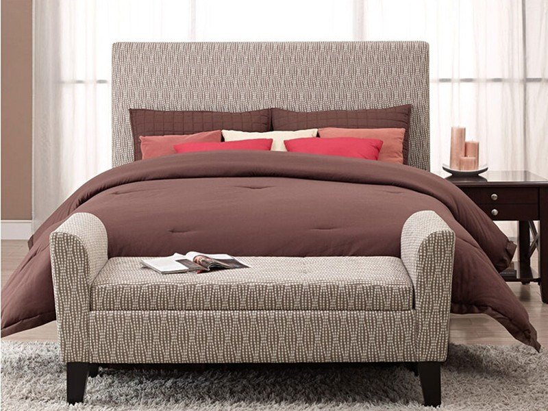 Best Adorning Bedroom With Bed Ottoman Bench Homesfeed With Pictures
