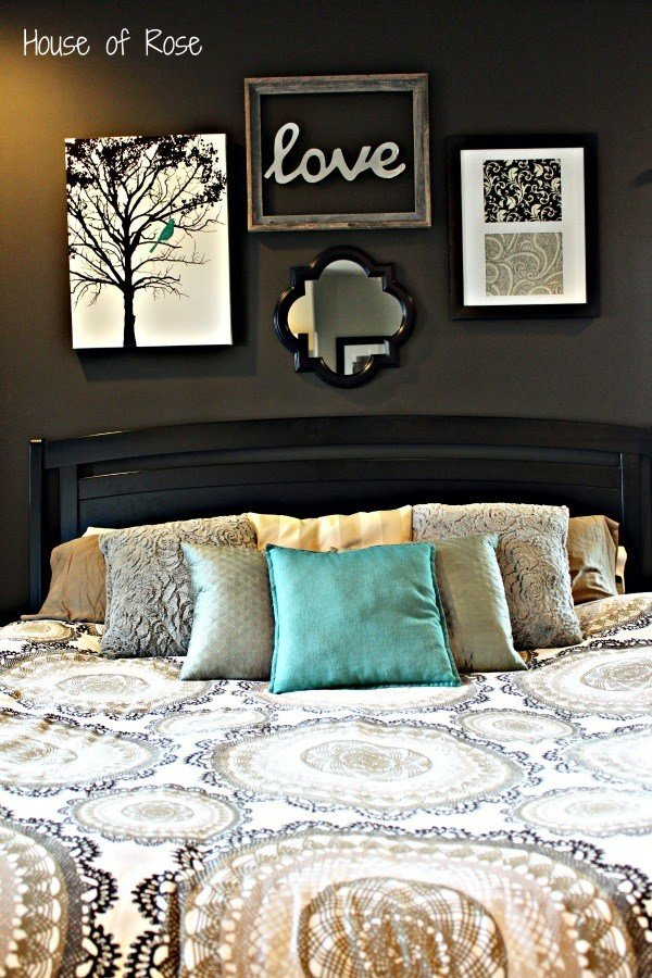 Best Master Bedroom Wall Makeover With Pictures