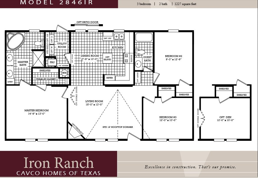 Best 3 Bedroom Modular Home Floor Plans Cottage House Plans With Pictures
