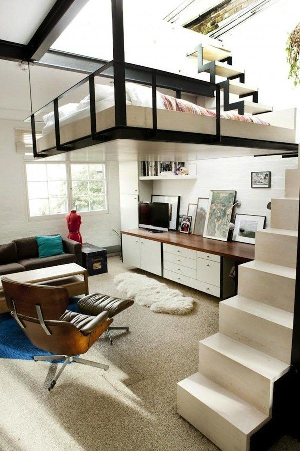 Best 20 Awesome Loft Beds For Small Rooms House Design And Decor With Pictures