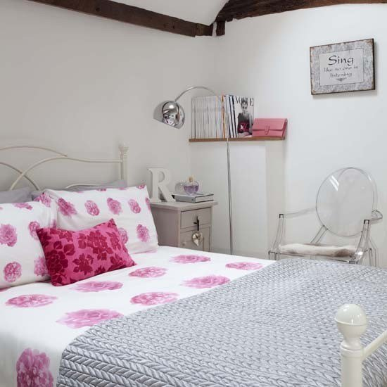 Best Pink Floral Bedroom Traditional Bedrooms 10 Decorating With Pictures
