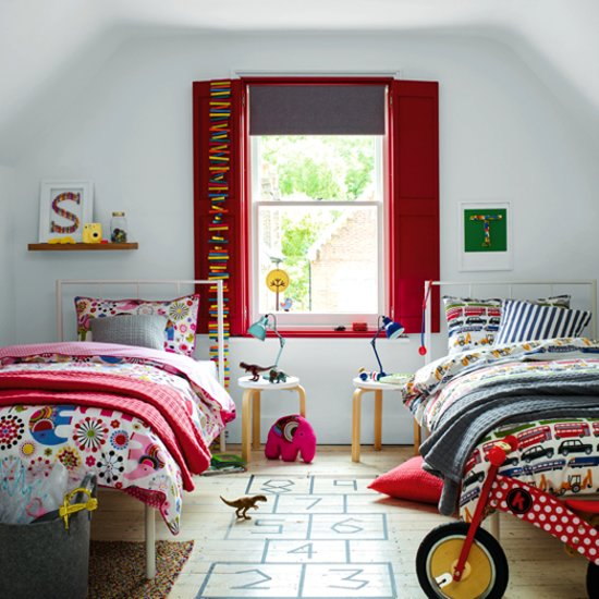 Best Jack Jill Decorate Your Children S Bedroom With John Lewis Housetohome Co Uk With Pictures