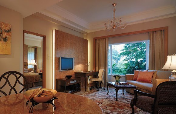 Best One Bedroom Apartment In Shangri La Hotel Singapore With Pictures