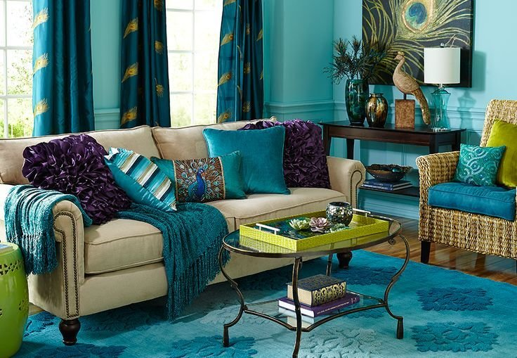 Best Inspiring Peacock Beauty For Your Home With Pictures