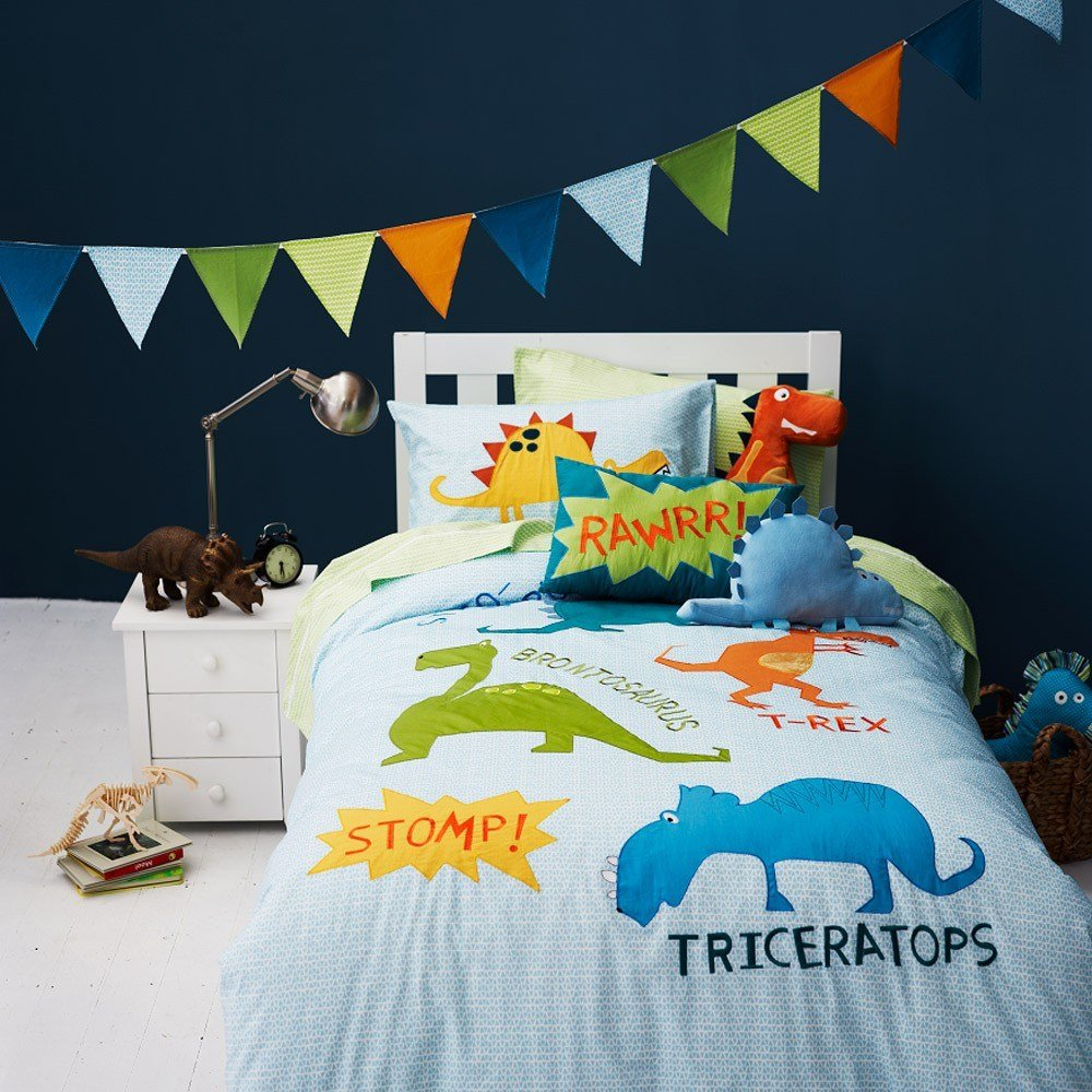 Best Dinosaur Bedding With Pictures