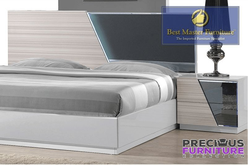 Best Master Manchester Zebra Gray With White Lacquer 4 With Pictures