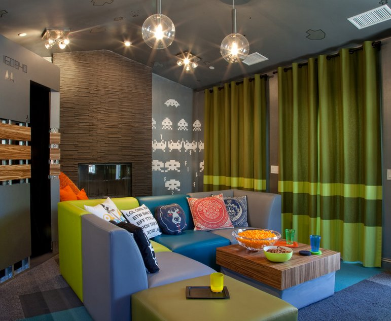 Best Creating A Video Game Themed Room Tevami With Pictures