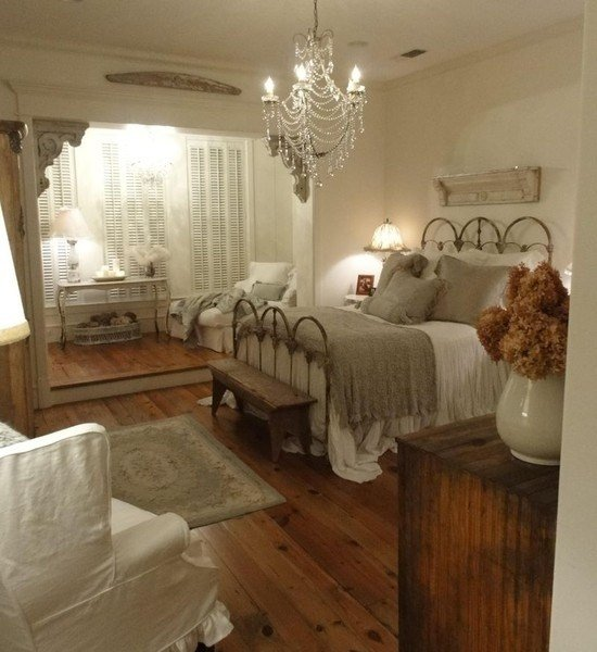 Best Farmhouse Bedroom Rooms To Love Rustic Chic With Pictures