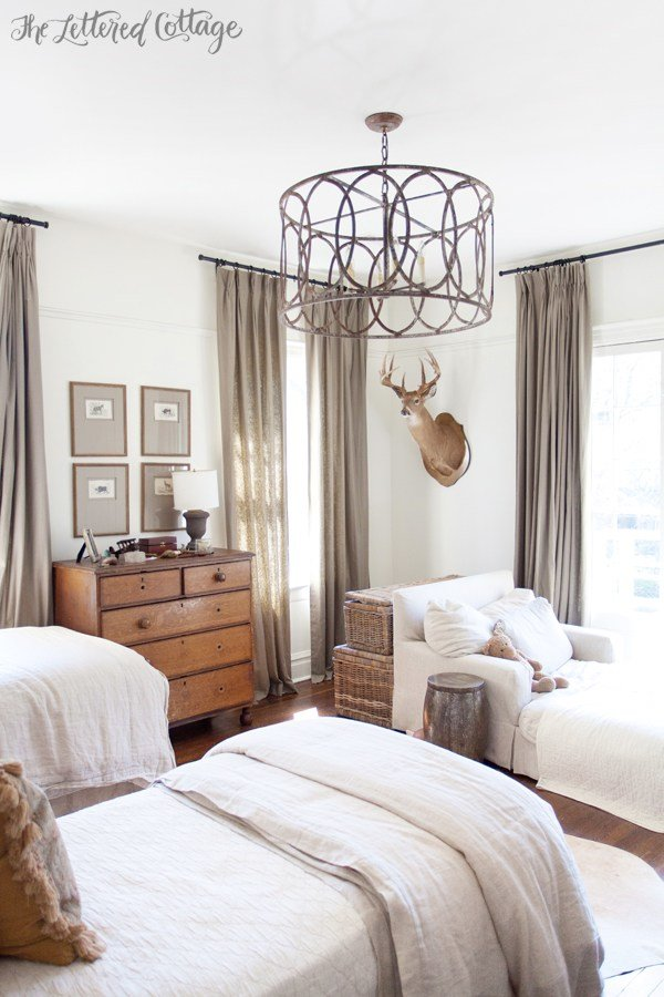 Best Southern Style House Tour Part 3 The Lettered Cottage With Pictures