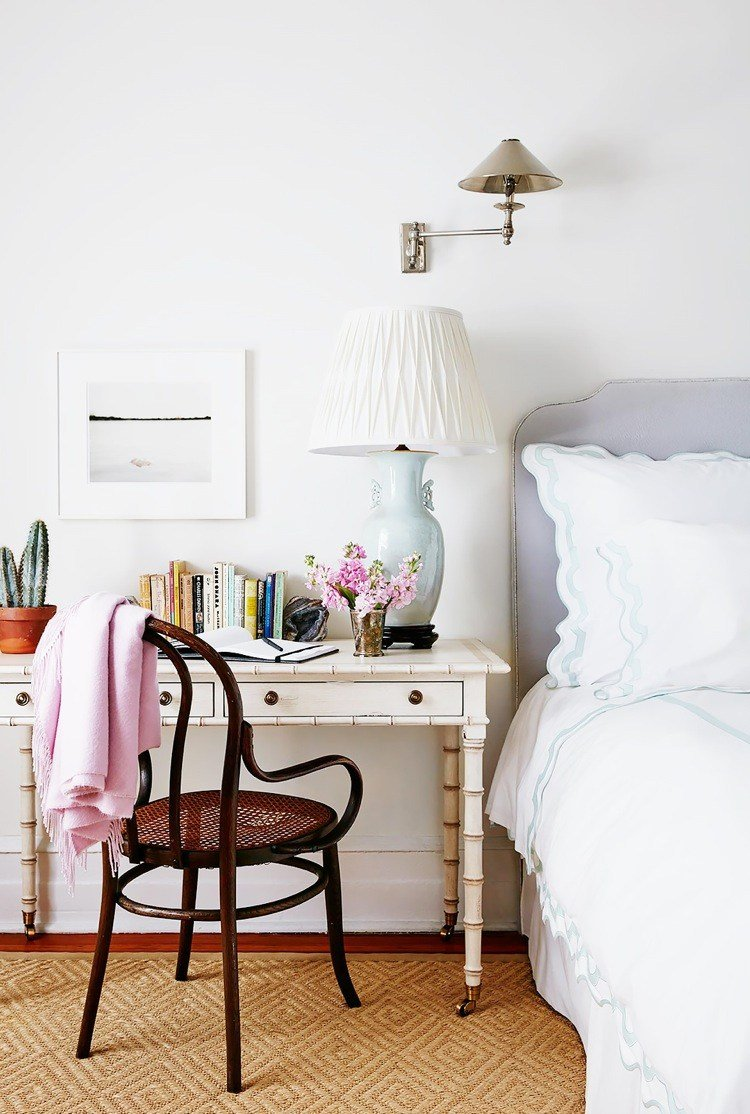 Best Small Space Home Office Solutions The Everygirl With Pictures