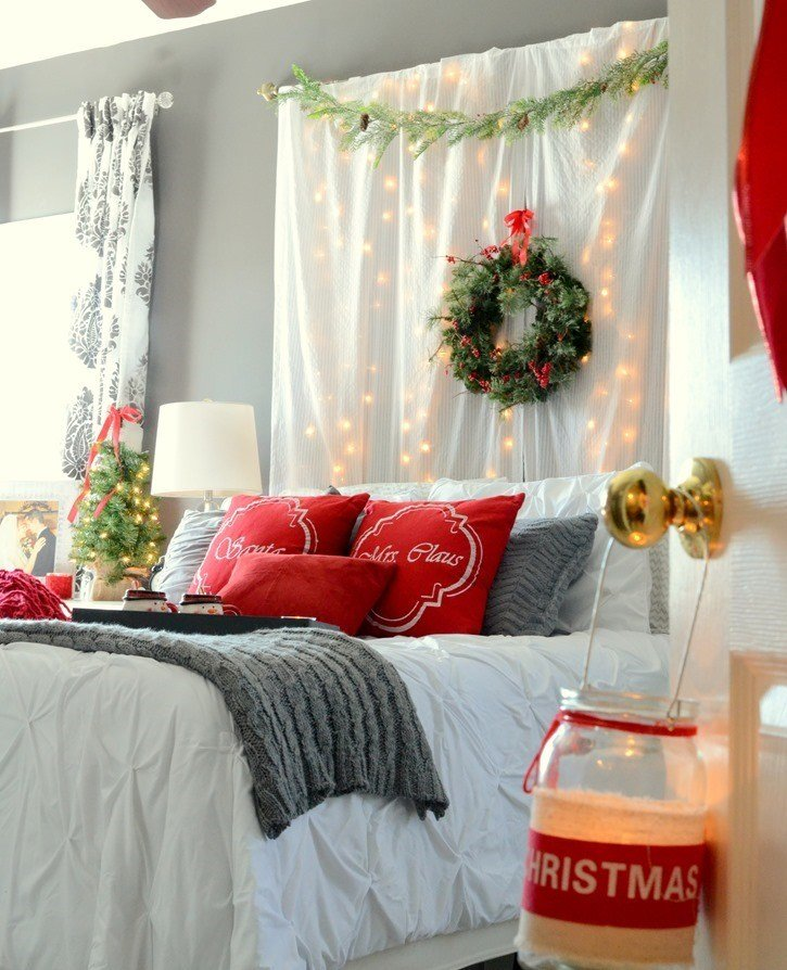 Best Romantic Christmas Bedroom With Pictures