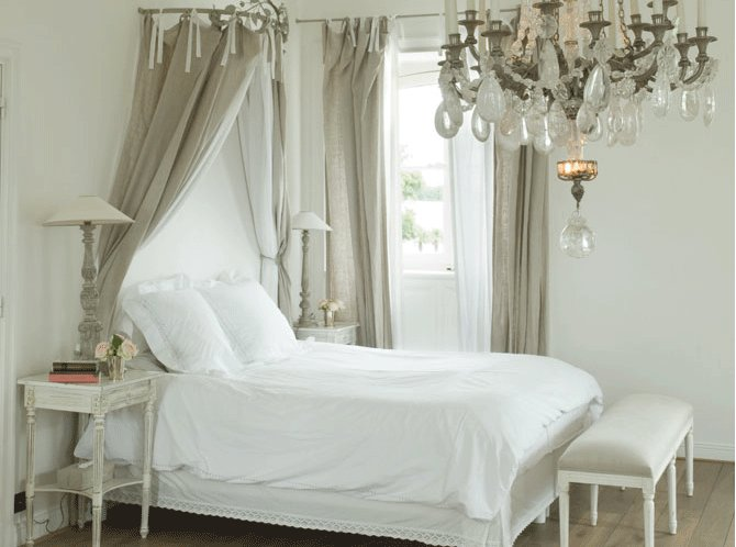 Best Romantic French Bedrooms Naturally Neutral With Pictures