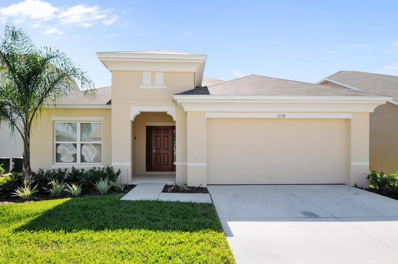 Best Top Quality 4 Bed Vacation Rental Homes Near Disney World With Pictures