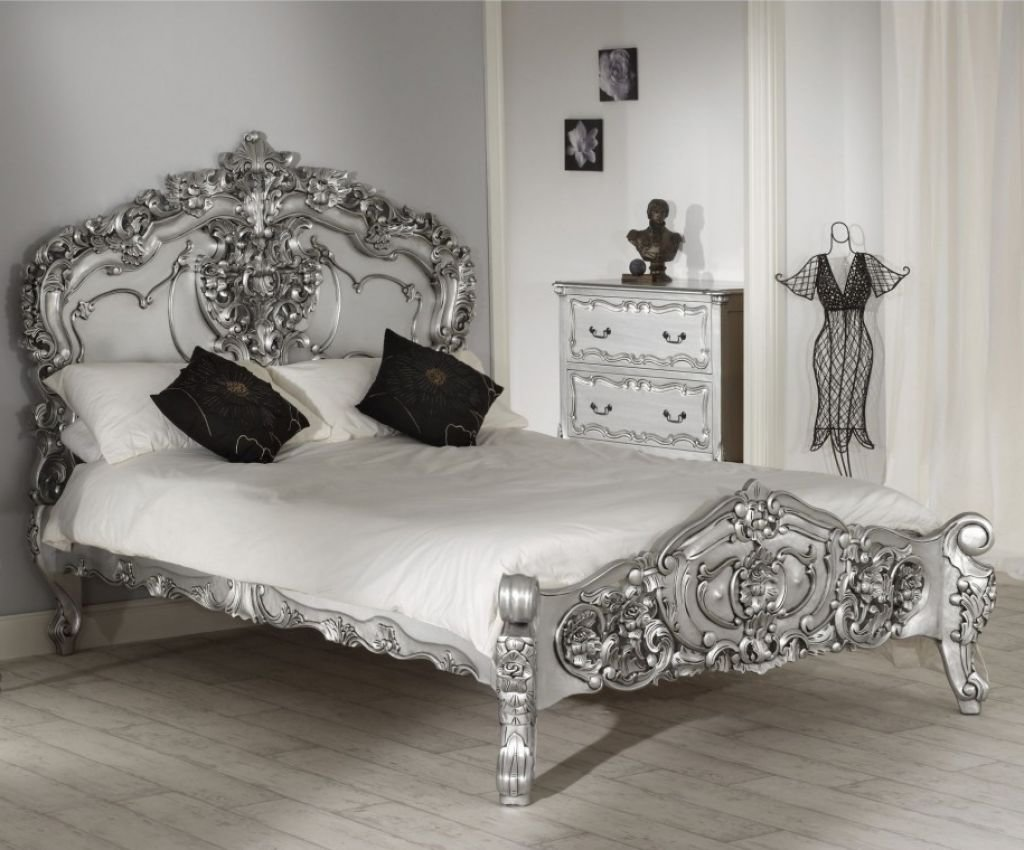 Best Decorate Your Room With Elegant Silver Bedroom Furniture With Pictures