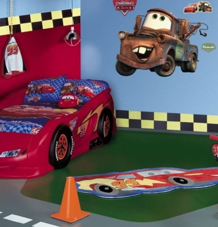 Best Decorate Boys Bedroom With Disney Cars Bedroom Ideas Atzine Com With Pictures