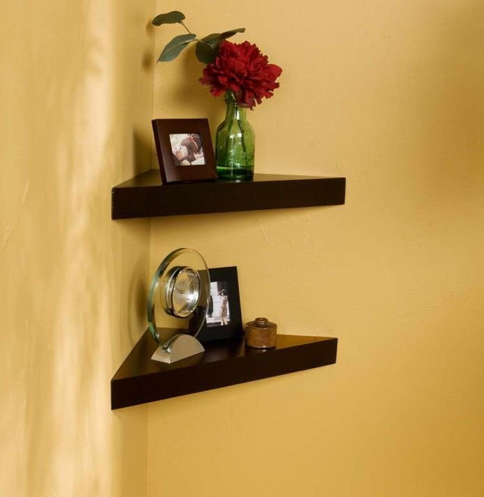 Best Creative Solution Bedroom Wall Shelves Ideas Atzine Com With Pictures