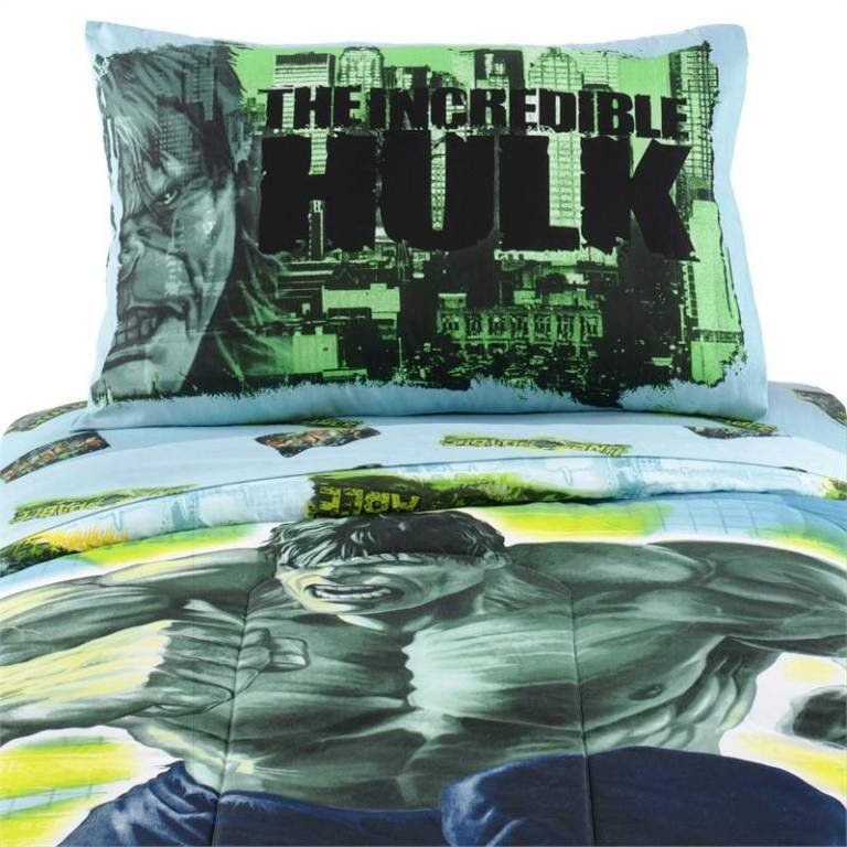 Best How Incredible Hulk Bedding Sets Atzine Com With Pictures