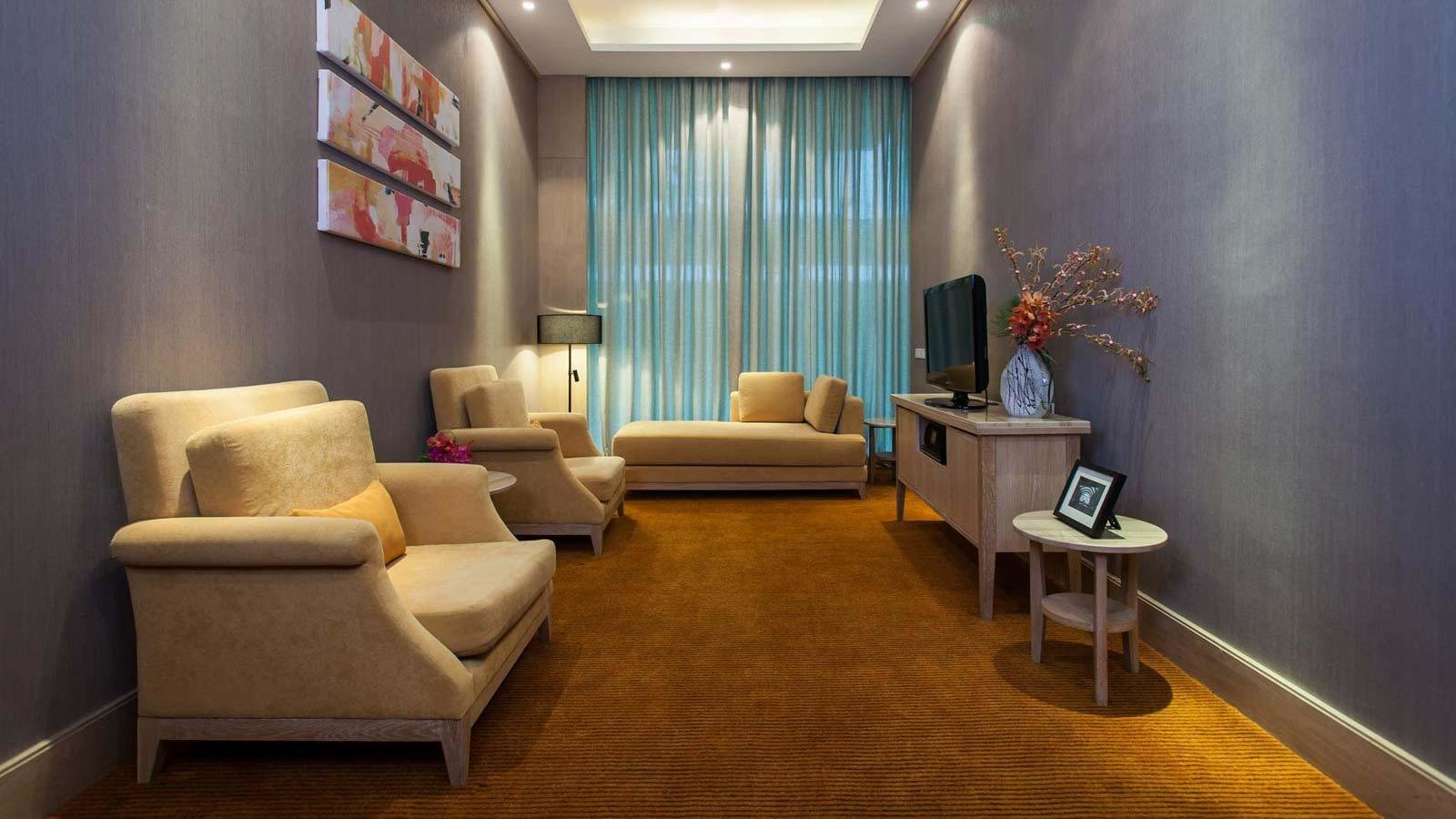 Best Three Bedroom Suite Amari Residences Bangkok With Pictures