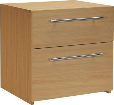 Best Buy Hygena Atlas 2 Drawer Bedside Chest Oak Effect At With Pictures