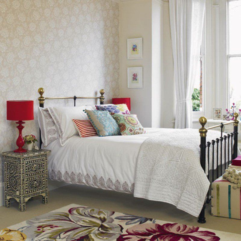 Best Eclectic Bedrooms Ideas Design Bookmark 12445 With Pictures