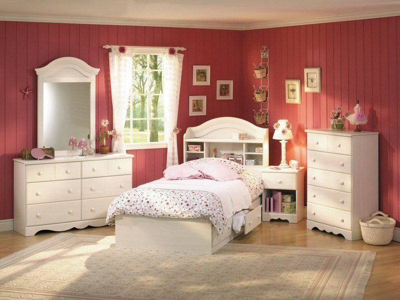 Best Pretty Girls Bedroom Furniture Sets Design Bookmark 20189 With Pictures