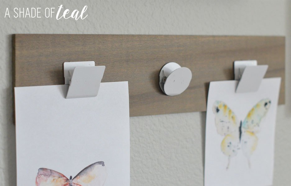 Best Big Girl Room Wall Hooks A Shade Of Teal With Pictures