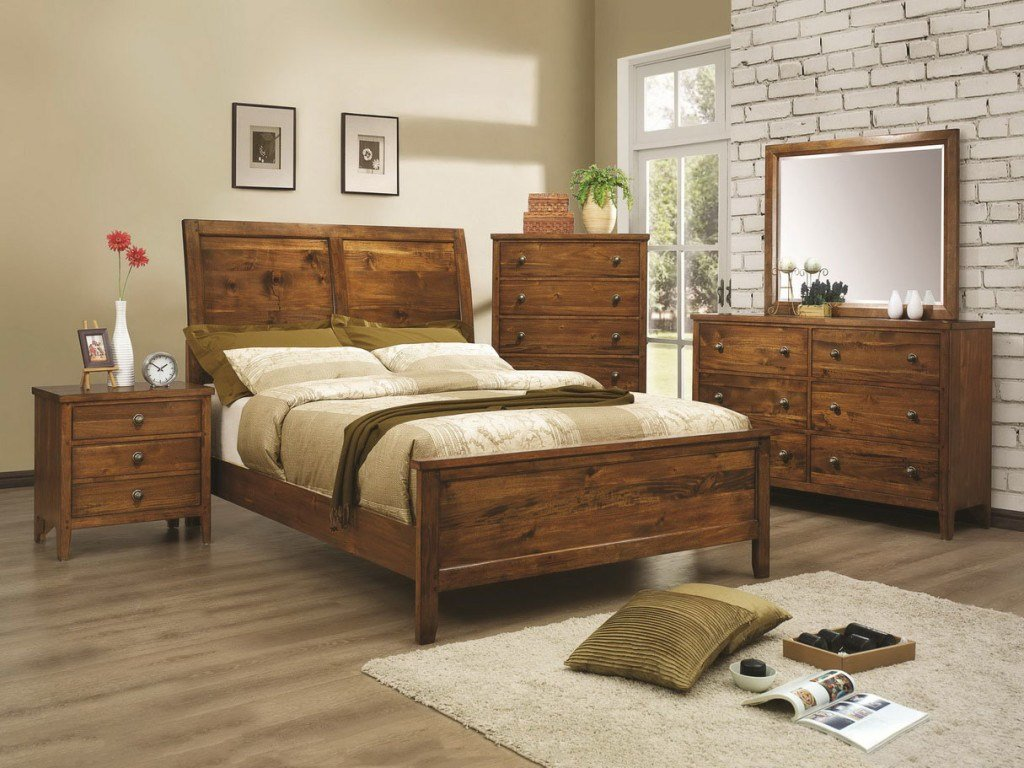 Best Wood Rustic Bedroom Furniture Ideas Eva Furniture With Pictures