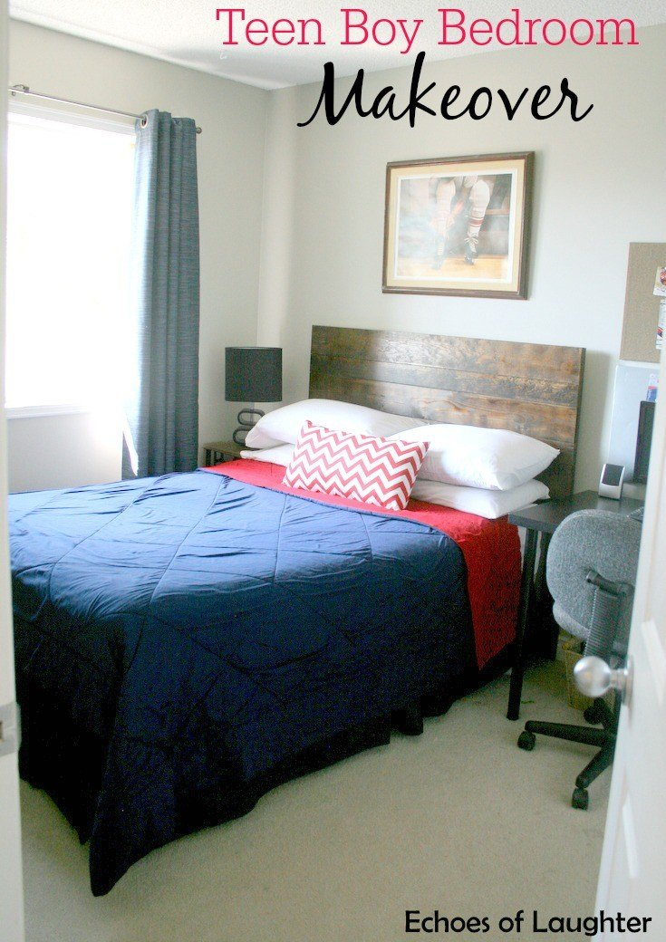 Best T**N Boy Bedroom Makeover Echoes Of Laughter With Pictures