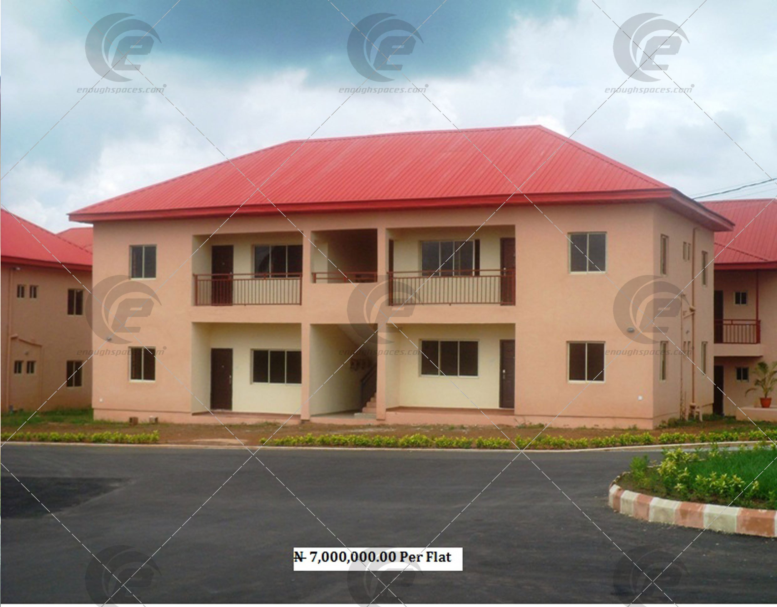 Best 2 Bedroom Flats At Elim Estate Gateway Layout Enugu With Pictures