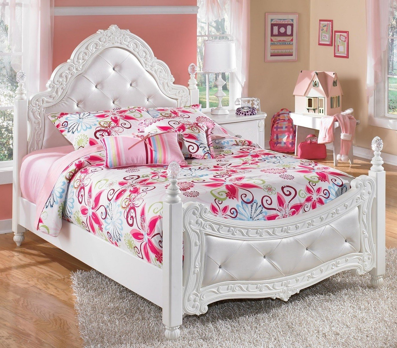 Best Bedroom Ashley White Unique Furniture Bedroom Sets For Teenage Girls With Throughout Girls With Pictures