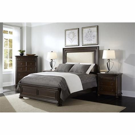 Best Samuel Lawrence 8540 050 Chandler 3 Drawer Nightstand In Chestnut Homeclick Com With Pictures