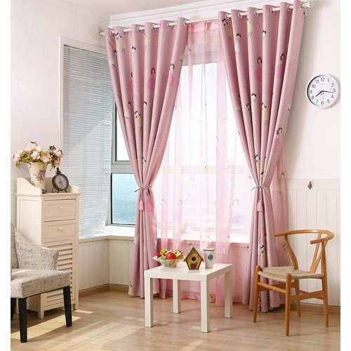 Best 1 Panel Lovely Blackout Curtains Drapes For Kids Teens With Pictures