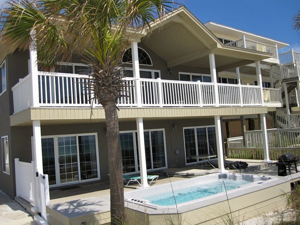 Best Panama City Beach House 11Br Open Jan Feb Vrbo With Pictures