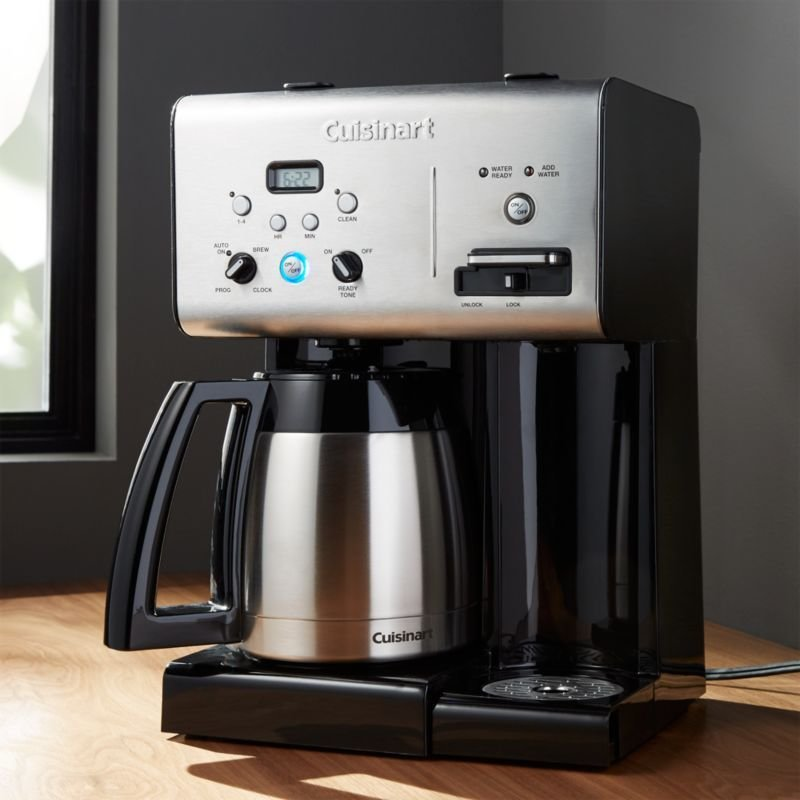 Best Cuisinart ® Plus 10 Cup Programmable Coffee Maker Plus Hot With Pictures
