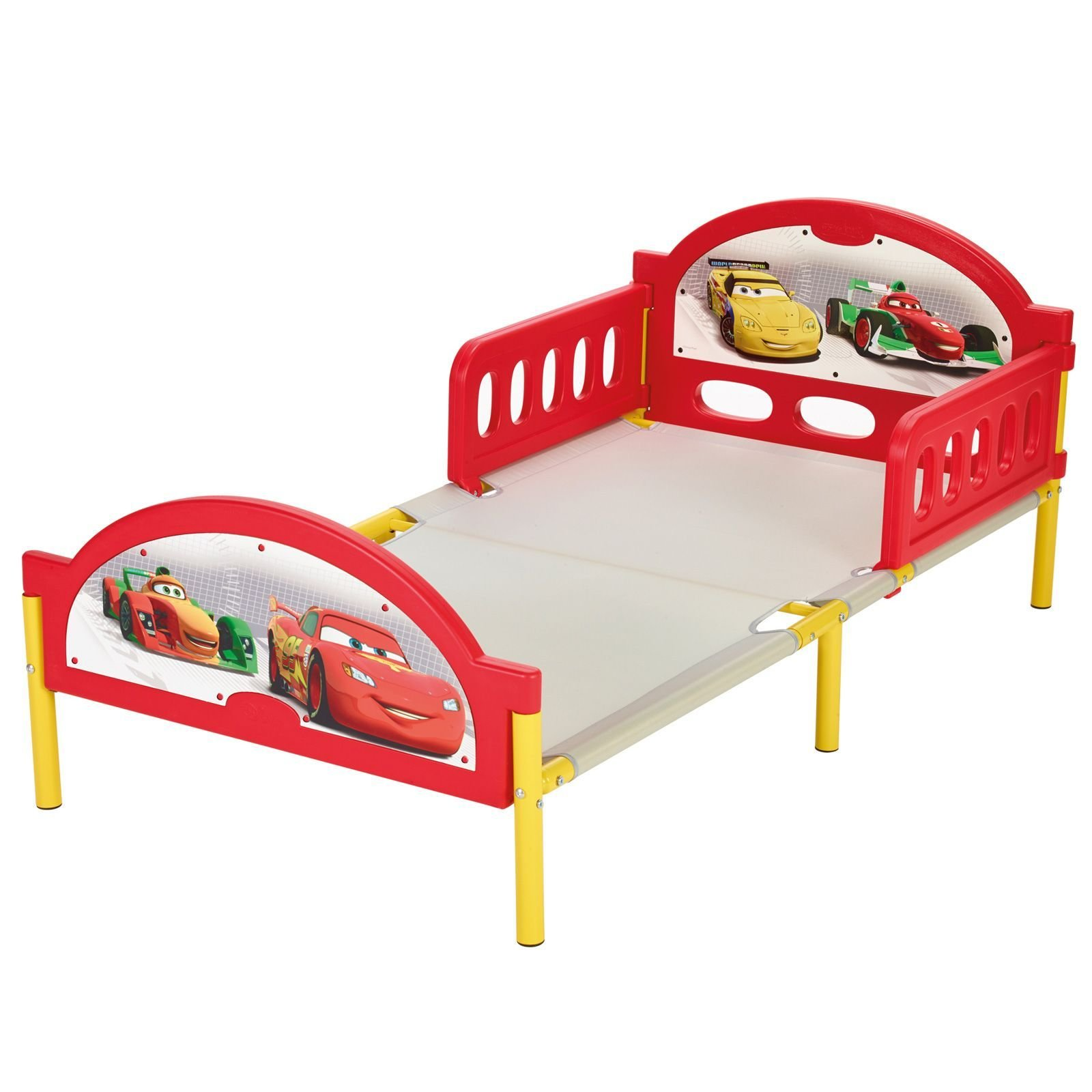 Best Disney Cars Cosytime Junior Toddler Bed New Official With Pictures