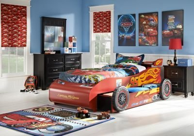 Best Disney Cars Twin Black 8Pc Novelty Bedroom Disney Cars With Pictures