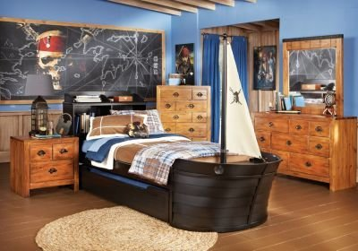 Best Disney Pirates Twin Pine 5Pc Novelty Bedroom Disney With Pictures
