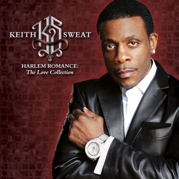 Best Keith Sweat Harlem Romance The Love Collection With Pictures