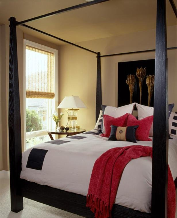Best Red Feng Shui Bedroom Colors And Layout Inspirationseek Com With Pictures