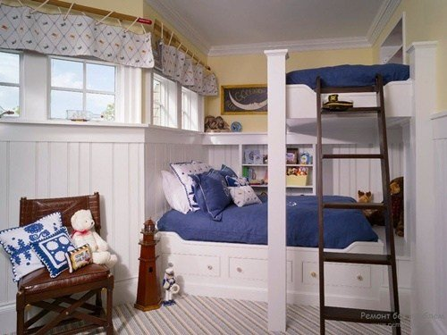 Best Creative Ways To Divide A Shared Bedroom For 2 Kids With Pictures