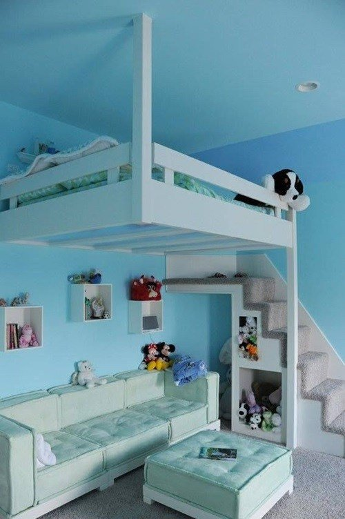 Best Creative Space Saving Ideas For Small Kids Bedrooms With Pictures