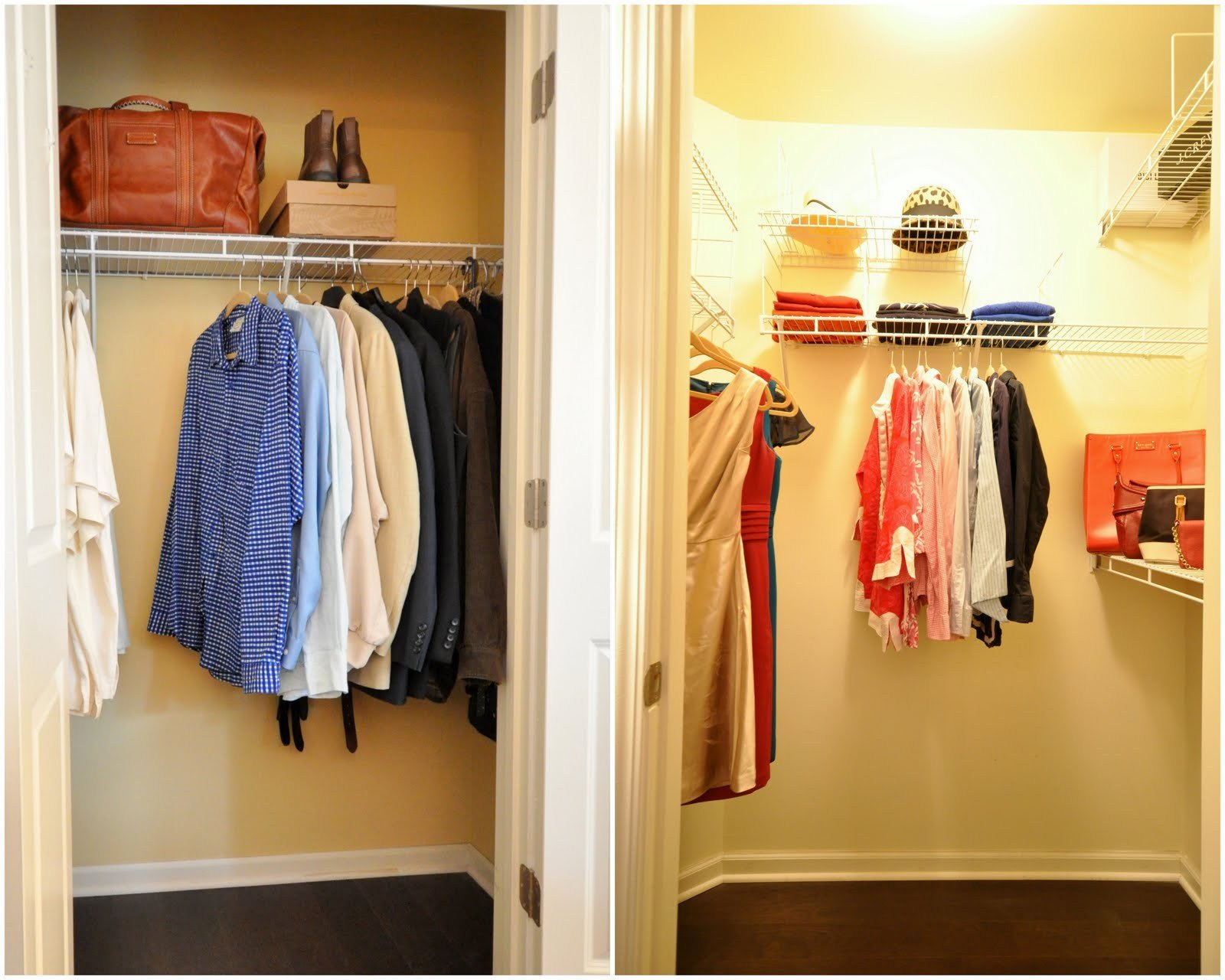Best Walk In Closet Small Bedroom Few Things To Signify With Pictures