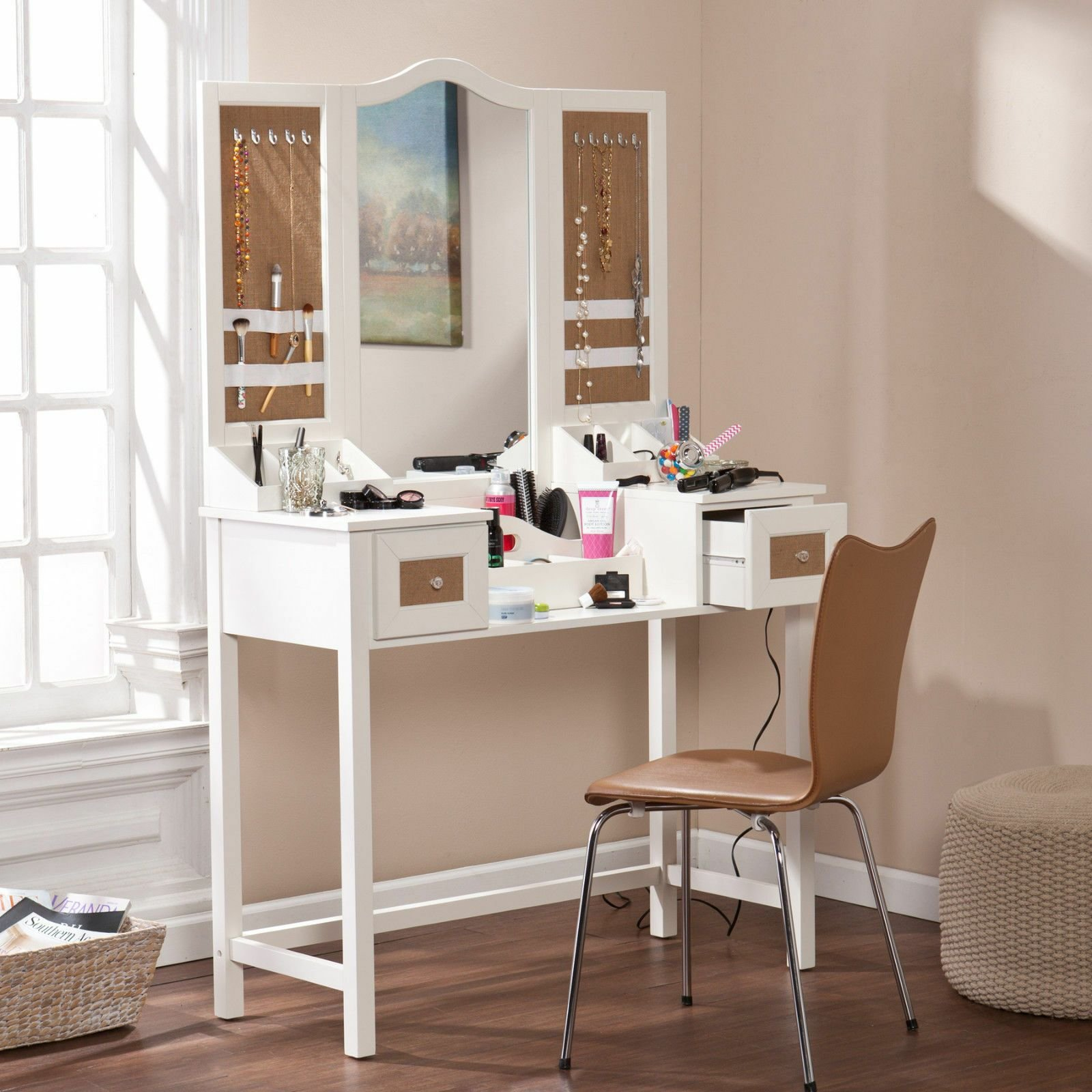 Best How To Build A Bedroom Vanity Ebay With Pictures