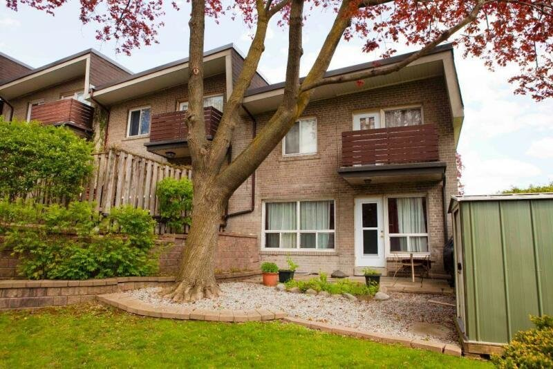 Best 2 Bedroom Townhouse For Rent In North York House With Pictures