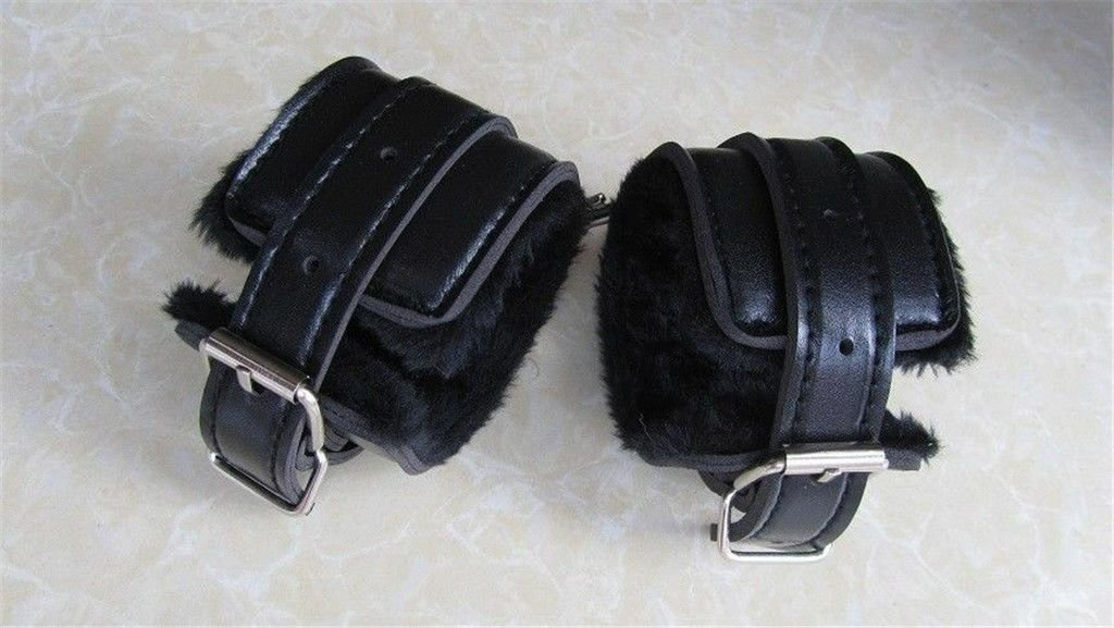 Best Under Bed Restraint System B*Nd*G* Bedroom Set Kit Wrist Ankle Cuff Costume Ebay With Pictures